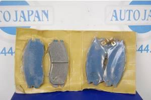 Колодки тормозные MITSUBISHI GALANT 87-93