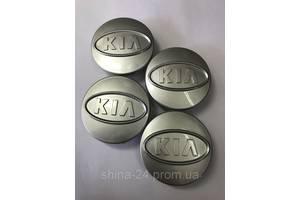 Колпачки заглушки в литые диски KIA 59/50/11 мм.
