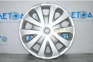 Колпак колесный R15 Nissan Versa Note 13-19 под покрас 40315-3BA0B разборка Алето Авто запчасти Ниссан Верса Нот