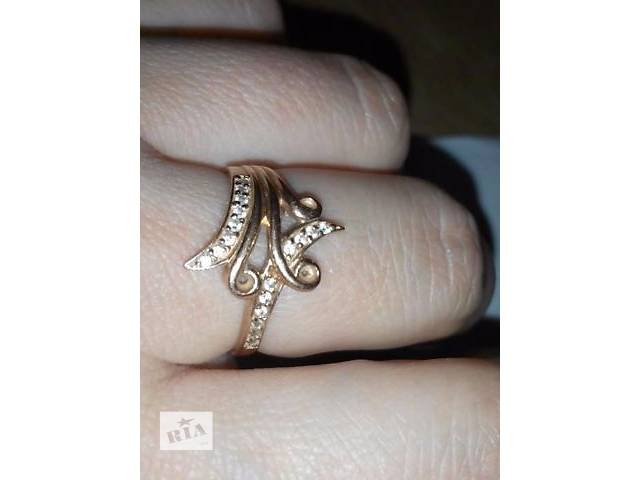 бу кольцо золотое в Харькове