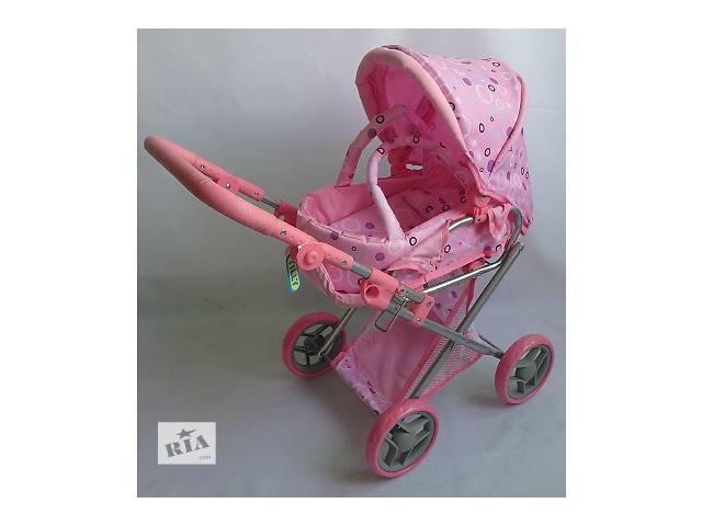 продам Коляска трансформер MELOGO 9346, нежно розовая бу в Одессе