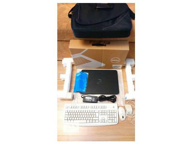 Комплект:Dell 15,6+б/п клава,мышка+сумка- объявление о продаже  в Полтаве