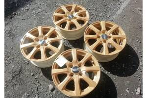Комплект литые диски на ВАЗ R14 x 6 4х98. Комплект дисков на ВАЗ, литье на ВАЗ, литые диски Proma Wheels для ВАЗ.