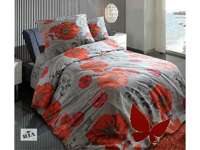 Полуторное постельное белье из бязи-люкс хлопок- объявление о продаже  в Киеве