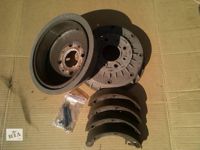 Комплект тормозных дисков и барабанов с колодками ВАЗ 2110- объявление о продаже  в Виннице