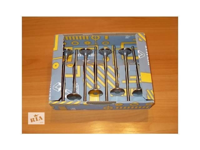купить бу Комплект выпускных клапанов 8 штук ( длина клапана 122.9 / диаметр стержня клапана 6 мм / диаметр головки клапана 29.5 м в Луцке