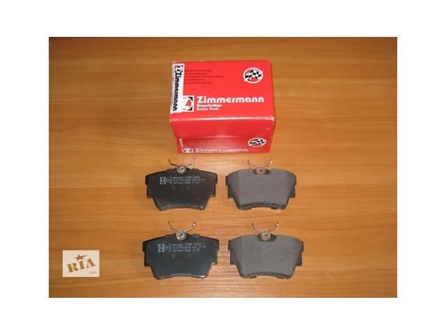 продам Комплект задних тормозных колодок  OTTO  ZIMMERMANN  Германия  на  1.9 / 2.0 / 2.5dci - RENAULT TRAFIC / OPEL VIVARO бу в Луцке