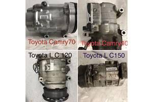 Компрессор кондиционера для Toyota 2008-2020