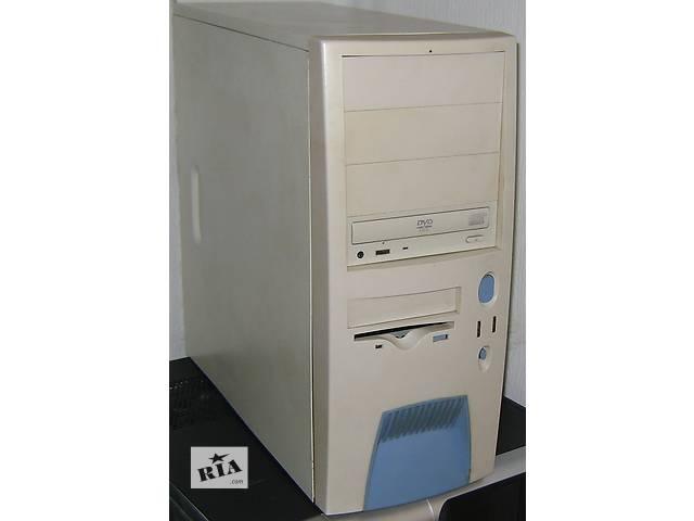 купить бу Компьютер AM3 двухъядерный 3.0 GHz, 1 ГБ, 550W в Киеве