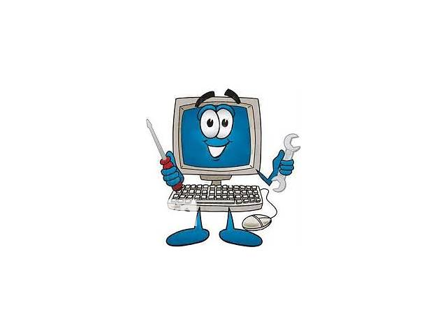 бу Компьютерная помощь на дому Симферополь в Симферополе