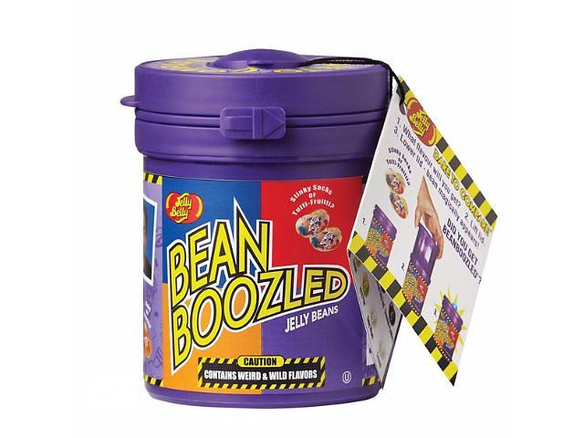 купить бу Конфеты Бин Бузлд Bean Boozled Jelly Belly в баночке в Харькове