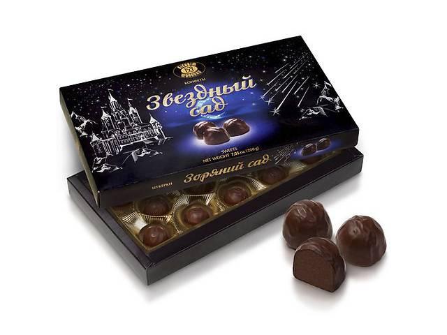 продам Конфеты шоколадные «Звёздный сад» бу  в Украине