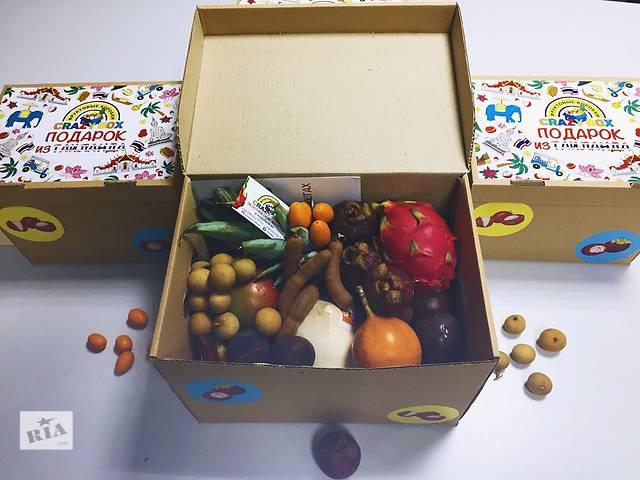 купить бу Коробка с экзотическими фруктами CrazyBox Premium Big в Киеве