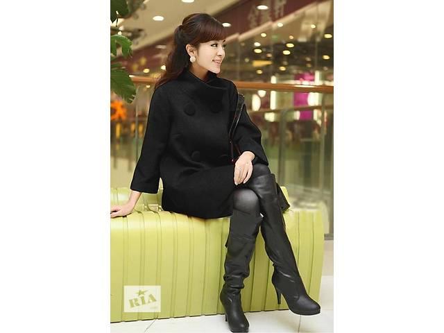 Короткое кашемировое пальто- объявление о продаже  в Тернополе