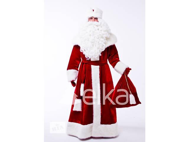 купить бу Костюм Деда Мороза Великий красный /синий в Киеве