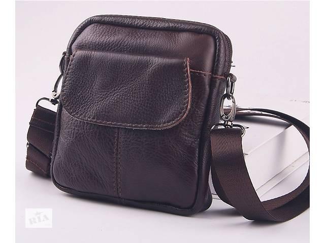 Шкіряна сумка чоловіча барсетка - Сумки bfe63628e3e24
