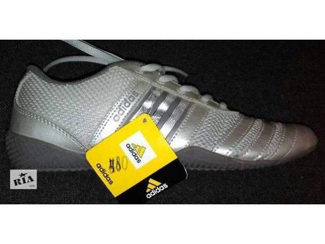 продам Кожаные кроссовки Adidas 36-41 разм бу в Краматорске