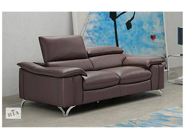 бу Кожаный диван хай-тек,кожаный угловой диван Fino в Дрогобыче
