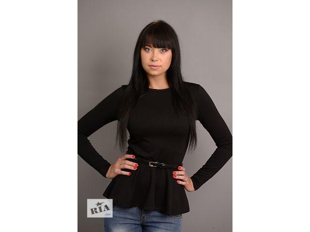 Красивый и нарядный свитер - блуза  S  Черный- объявление о продаже  в Стрые