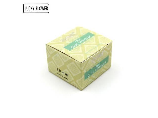 продам Кремовый ремувер для снятия ресниц Lucky Flower, 5 ml бу в Киеве