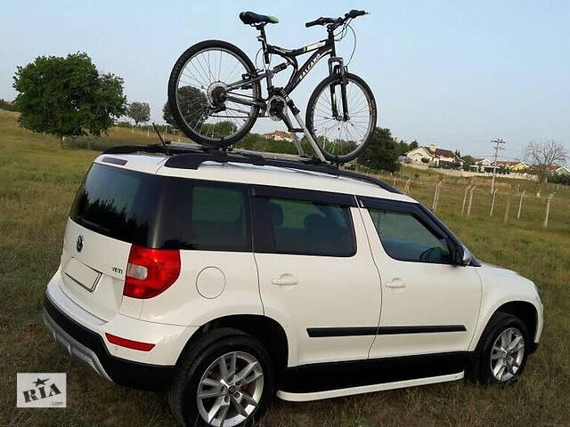 Крепление под велосипед на поперечные дуги- объявление о продаже  в Черновцах