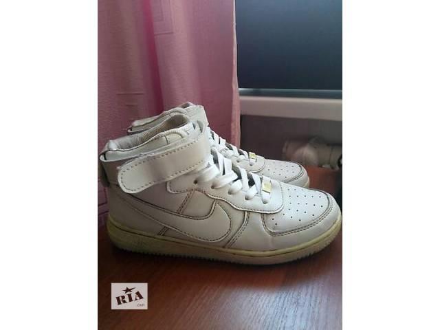 продам Кроссовки Nike Air Force 1 бу в Ирпене