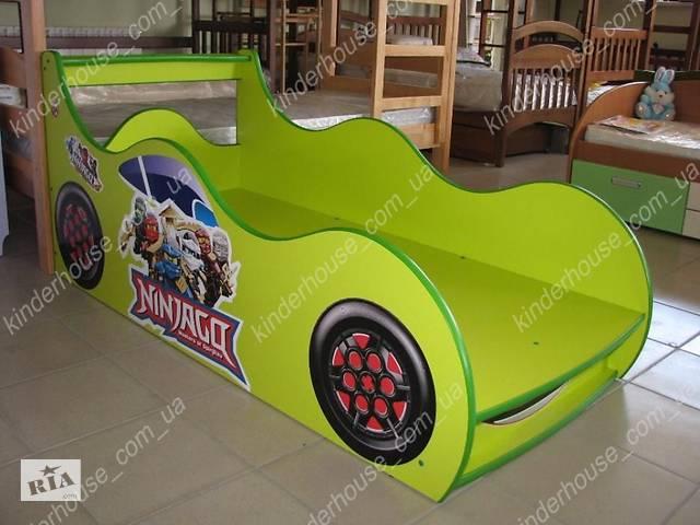 продам Кровать машина с индивидуальным дизайном бесплатной доставкой! бу в Львове