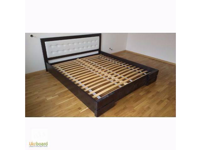 купить бу Кровать из дерева Регина 1.6 м в Киеве