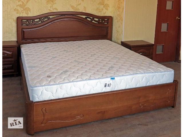 купить бу Кровати из массива дерева в Киеве