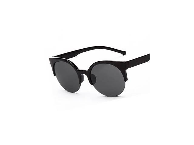 продам Круглые очки cat eye бу в Запорожье