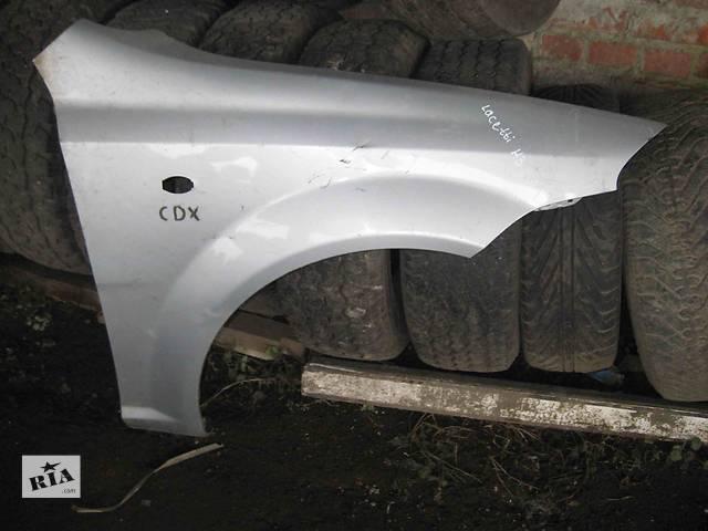 купить бу  Крыло переднее для легкового авто Chevrolet Lacetti Hatchback в Львове