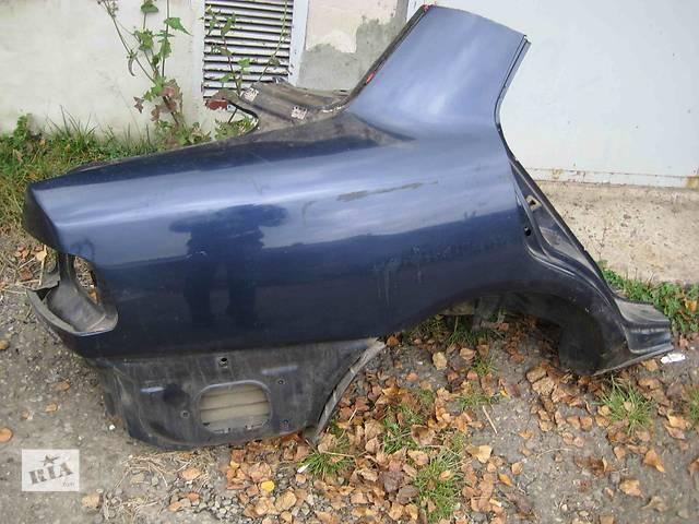 Крыло заднее для легкового авто Mitsubishi Carisma- объявление о продаже  в Львове