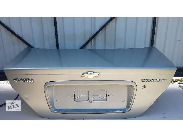 продам Крышка багажника для легкового авто Chevrolet Evanda бу в Тернополе