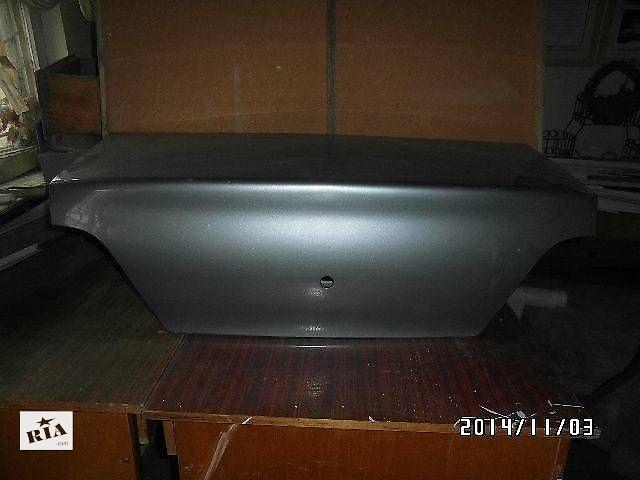 Крышка багажника для легкового авто Daewoo Nexia- объявление о продаже  в Днепре (Днепропетровск)