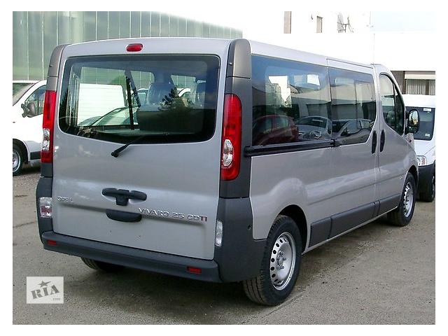 купить бу Крышка багажника для легкового авто Opel Vivaro 2002-15 в Луцке