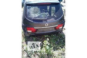 Крышки багажника SsangYong Kyron
