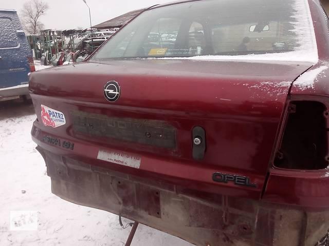 продам крышка багажника для седана Opel Astra F 1995 бу в Львове
