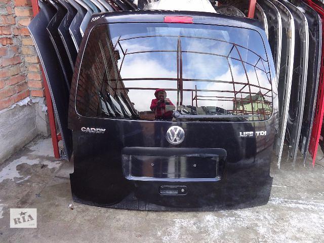 купить бу крышка багажника для Volkswagen Caddy, 2008, life в Львове