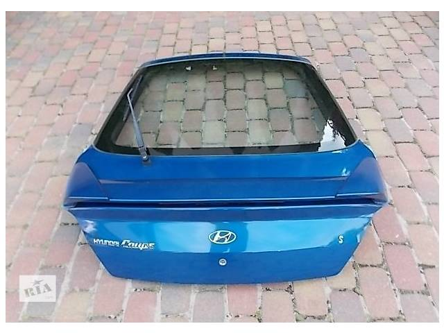 продам Крышка багажника Hyundai Coupe 03-09 бу в Днепре (Днепропетровск)