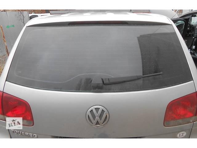 бу Крышка багажника,ляда Volkswagen Touareg 2003-2009 Туарек Кришка ляда в Ровно