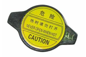 Крышка радиатора на CHERY TIGGO TIGGO 1.6-1.8