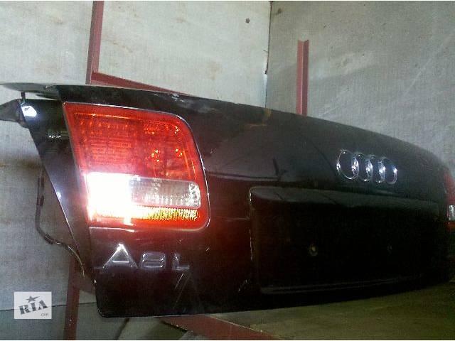 купить бу Крышка багажника Audi A8 2006 год. в Киеве