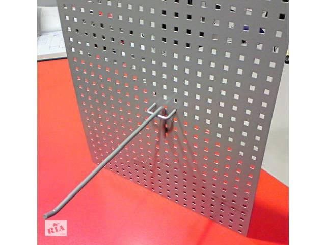 Крючки для торгового оборудования на перфорацию,сетку,экспопанель.