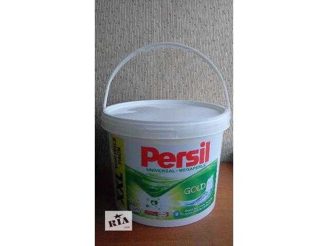 бу Cтиральный порошок PERSIL Universal-Megaperls GOLD 10кг, стиральный автомат в Сумах