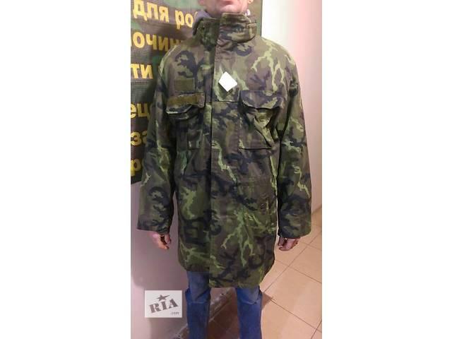 бу Куртка М65 Чехия,б/у в отл.состоянии в Харькове