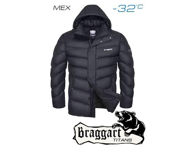 купить бу Куртка мужская зимняя Braggart 3458 в Киеве