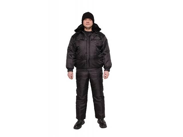 бу Куртка утепленная Мустанг, зимняя, мужская куртка, спецодежда в Киеве