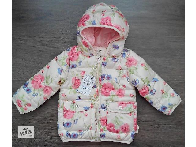 Куртка ZARA демі для дівчинки - Дитячий одяг в Україні на RIA.com 92c0845625d80