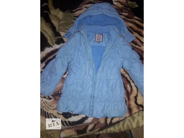 продам Курточка для девочки бу в Киеве
