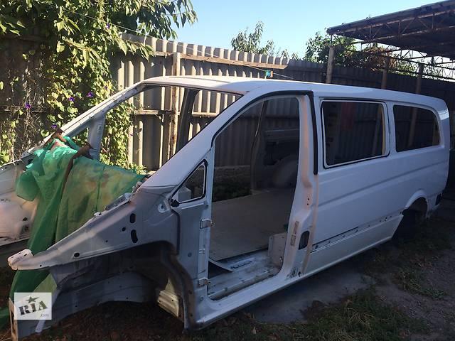 Кузов для минивена Mercedes Vito- объявление о продаже  в Мелитополе